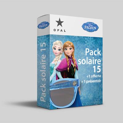 Pack Frozen solaire